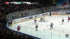 Гол. 1:1. Аверин Егор (Локомотив) сравнивает счет матча
