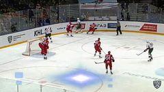 Удаление. Галимов Эмиль (Локомотив) удален на 2 минуты за подножку