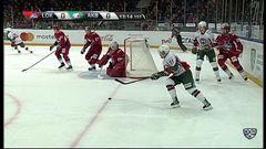 Локомотив - Ак Барс 2:1