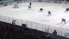 Гол. 0:2. Илья Зубов (Авангард) поставил победную точку в матче