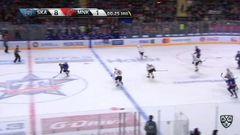 Гол. 9:1. Никита Гусев (СКА) поставил победную точку в матче