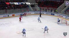 Гол. 2:1. Дмитрий Кугрышев (ЦСКА) результативно сыграл на добивании