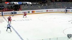 Гол. 0:1. Столяров Геннадий (Нефтехимик) с третьей попытки забил