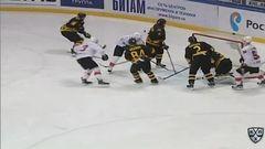 Северсталь - Металлург Нк. Лучшие моменты матча
