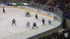 Гол. 3:2. Антон Королёв (Югра) сократил разрыв до минимума