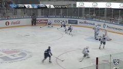 Гол. 0:1. Петтерссон Фредрик (Динамо Мн) на пятачке реализовал
