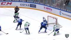 Барыс - Салават Юлаев. Лучшие моменты третьего периода