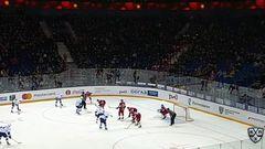 Гол. 4:2. Локтионов Андрей (Локомотив) в пустые ворота