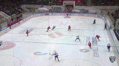 Спартак - Слован. Лучшие моменты первого периода
