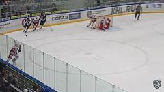 Гол. 0:1. Андрей Локтионов (Локомотив) распечатал ворота нижегородцев