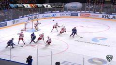 Гол. 2:0. Илья Ковальчук (СКА) оформил дубль