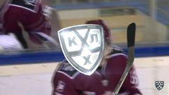 Гол. 2:1. Толузаков Филипп (Динамо Р) приносит победу своей команде в серии буллитов