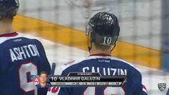 Гол. 2:2. Владимир Галузин (Торпедо) сравнял счёт