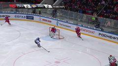 Гол. 1:0. Плэтт Джефф (ЦСКА) открывает счет матча