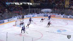 Гол. 5:0. Широков Сергей (СКА) увеличивает преимущество в счете