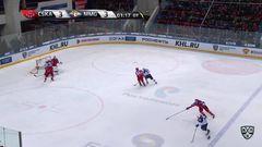 Гол. 4:3. Муршак Ян (ЦСКА) приносит победу своей команде в овертайме
