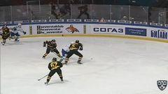 Северсталь - Салават Юлаев. Лучшие моменты матча