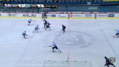 Гол. 0:1. Терещенко Алексей (Динамо Мск) открывает счет матча