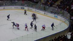 Гол. 1:0. Глинка Михал (Слован) открывает счет матча