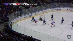 Слован - Локомотив. Лучшие моменты второго периода