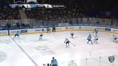 Гол. 2:0. Глухов Алексей (Сибирь) увеличивает преимущество в счете