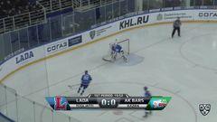 Гол. 1:0. Иванов Андрей (Лада) открывает счет матча