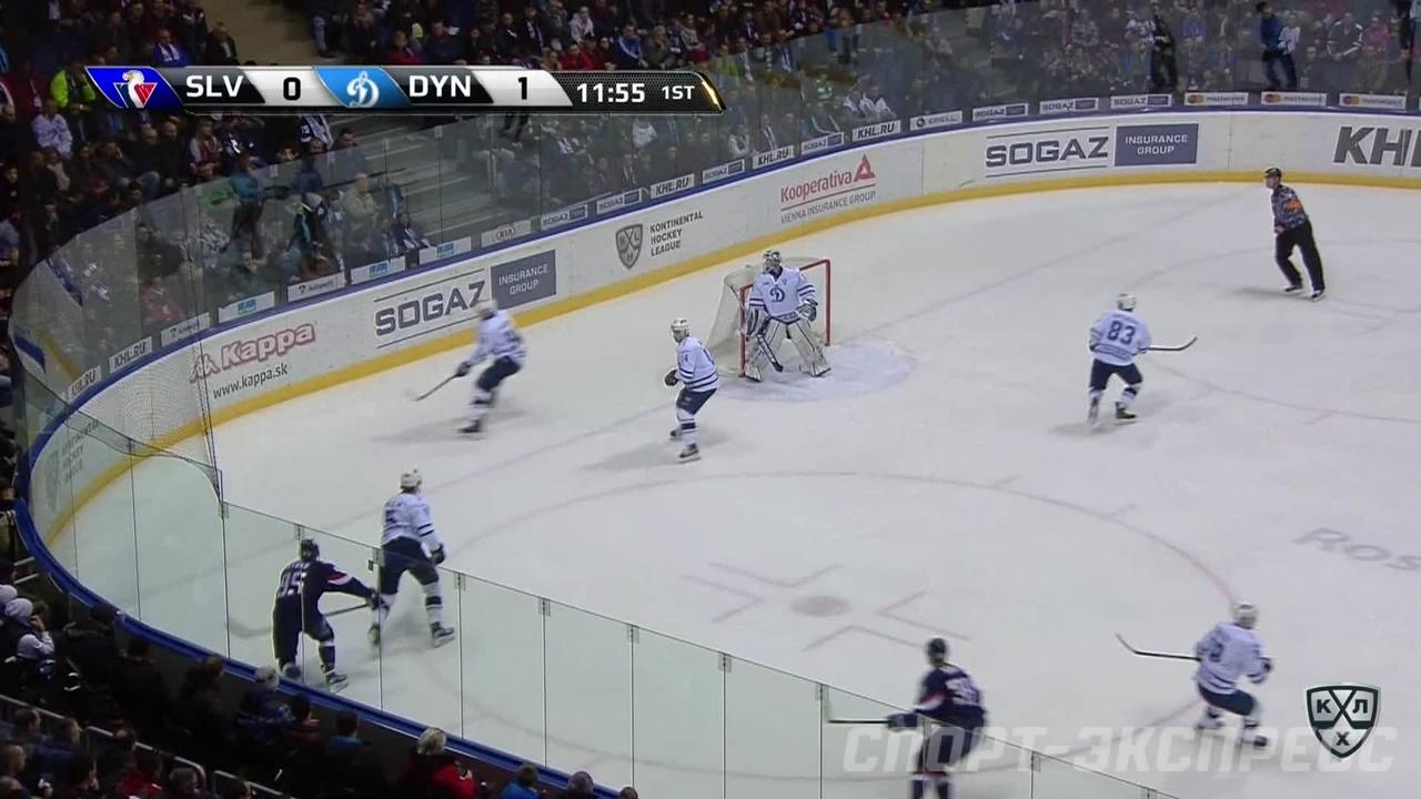 Гол. 0:2. Подшендялов Артём (Динамо Мск) увеличивает преимущество в счете