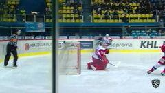 Медвешчак - Локомотив. Лучшие моменты первого периода