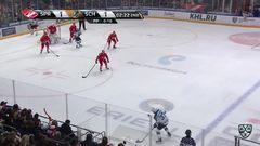 Гол. 1:2. Петерссон Андре (ХК Сочи) с пятака в пустой угол