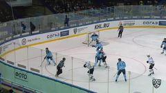 Удаление. Наумов Владислав (Сибирь) удален на 2 минуты за удар клюшкой