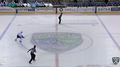 Серия буллитов. Югра - Динамо (0:1)