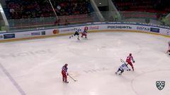 Удаления. Артём Чмыхов (ЦСКА) и Иван Захарчук (Сочи) получили по 2 минуты