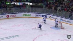 Гол. 0:1. Зернов Денис (Лада) открывает счет матча