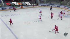 Кубок Гагарина 2017, ЦСКА - Йокерит 2:1 ОТ (Серия 2-0)