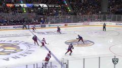 Гол. 2:3. Попов Александр (ЦСКА) добил с пятака