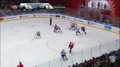 Кубок Гагарина 2017, СКА - Витязь 6:2 (Серия 3-0)