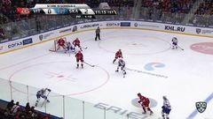 Гол. 0:3. Сергей Широков (СКА) остался неприкрытым на пятаке