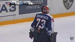 Гол. 2:1. Иван Игумнов (Динамо) сократил разрыв в счёте до минимума