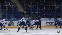 Динамо Мск - Торпедо. Лучшие моменты первого периода