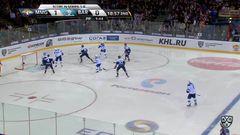 Гол. 1:1. Старченко Роман (Барыс) сравнивает счет матча в большинстве
