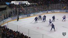 Гол. 0:1. Белов Антон (СКА) открывает счет матча
