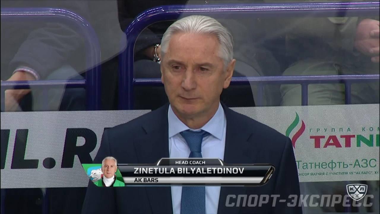 Кубок Гагарина 2017, Ак Барс - Авангард 2:1 (Серия 3-1)