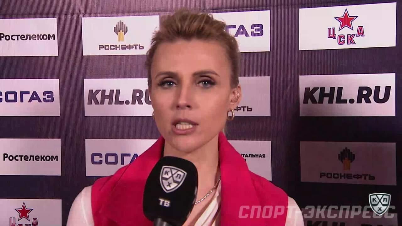 Интересный момент. Интервью Богдан Киселевич (ЦСКА)