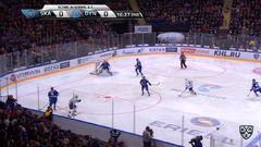 Удаление. Илья Ковальчук (СКА) оштрафован на 2 минуты за подножку