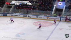 Удаления. ЦСКА остался втроём против пятерых железнодорожников