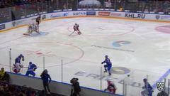 СКА - Локомотив. Лучшие моменты первого периода