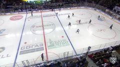 Гол. 0:1. Ян Коварж (Металлург) открыл счёт в матче