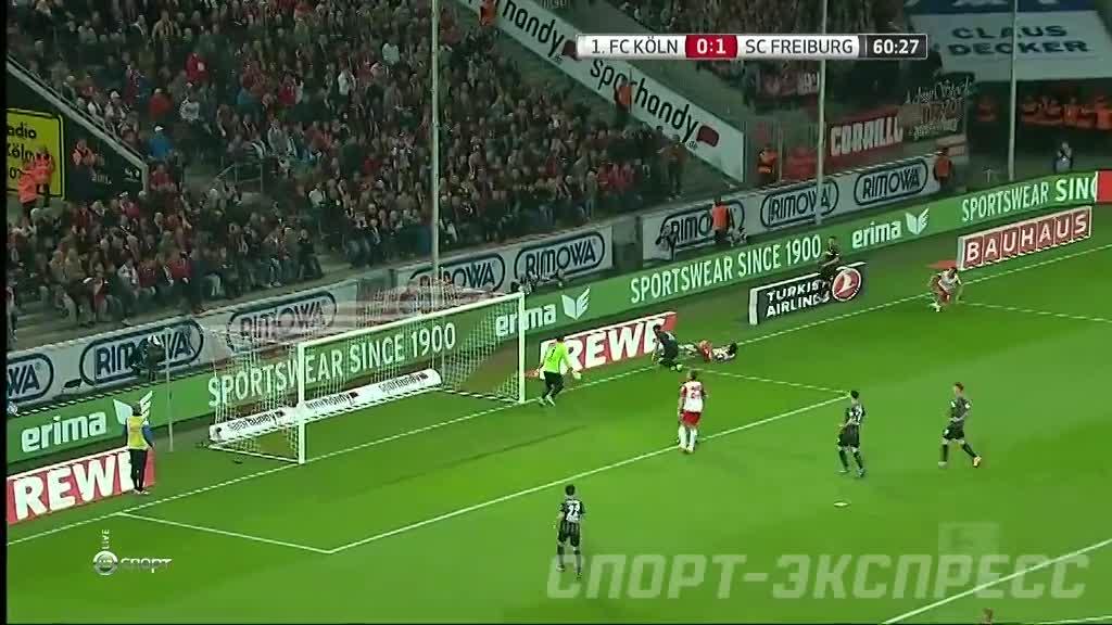 Видео Фрайбург – Бавария. 0:1 (Футбол. Германия ...