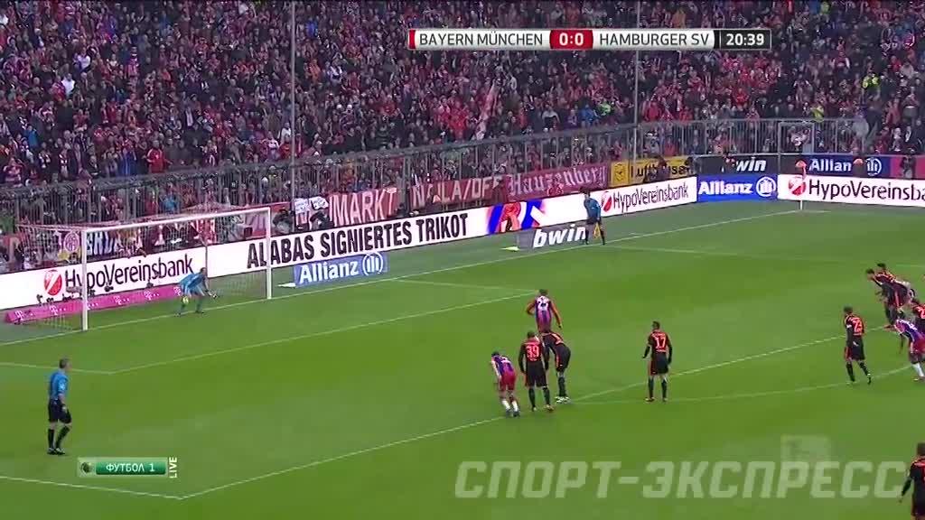 Live бавария- гамбург нтв футбол